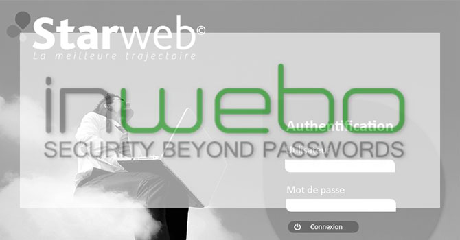 Le CIMUT opte pour l'authentification forte inWebo